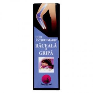 Ulei antireumatic Raceala si Gripa - 50 ml