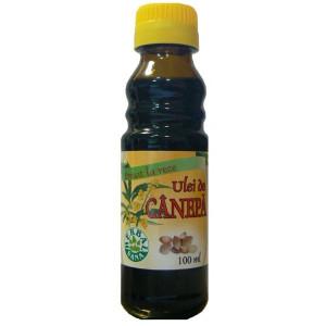 Ulei de Canepa presat la rece - 100 ml