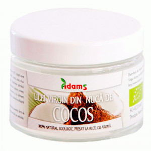 Ulei de Cocos virgin ecologic - 500 ml