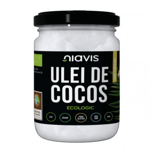 Ulei De Cocos Virgin Ecologic (Bio) 460 g / 500 ml