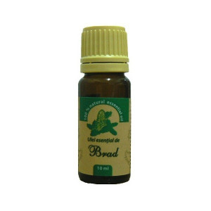 Ulei esential de Brad - 10 ml Herbavit