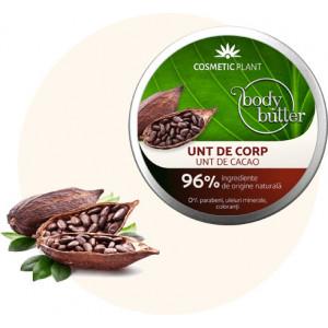 Unt de Corp cu Unt de Cacao - 200 ml