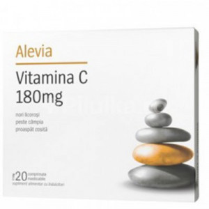 Vitamina C 180 mg - 20 cpr