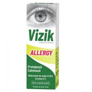 Vizik Allergy picaturi pentru ochi - 10 ml