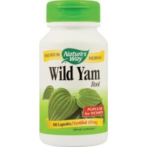 Wild Yam 425mg - 100 capsule -