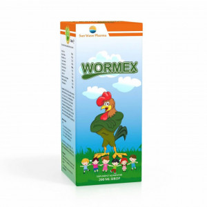 Wormex Sirop - 200 ml