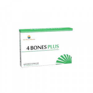 4 Bones Plus - 30 cps