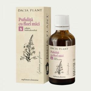 Tinctura Pufulita cu Flori Mici - 50 ml