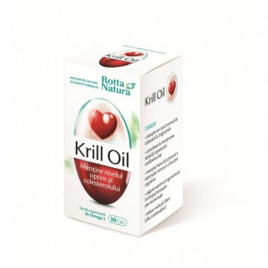Krill Oil - 30 cps