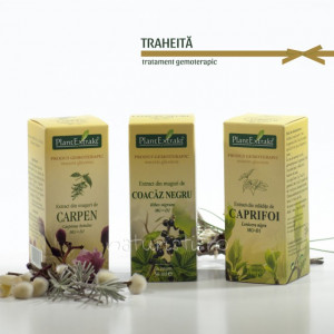 Tratament naturist - Traheita (pachet)