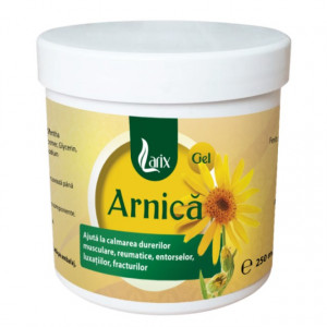 Gel arnica - 250 ml Larix