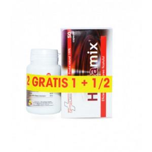 Hepamix - 50 cps - 1+1-50% Gratis