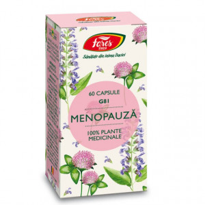 Menopauza, G81 - 60 cps Fares