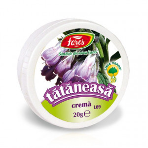 Crema Tataneasa L89 - 20 gr Fares