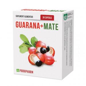 Guarana + Mate - 30 cps - 1+1 Gratis