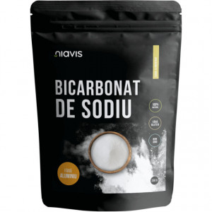 Bicarbonat De Sodiu Pulbere Nat. 250 g