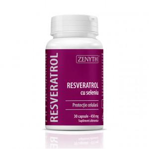 Resveratrol cu seleniu - 30 cps