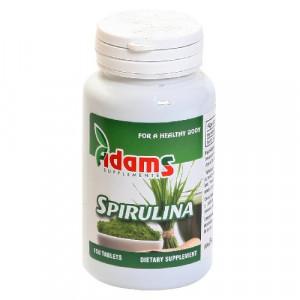 Alga Spirulina 400 mg - 150 tbl