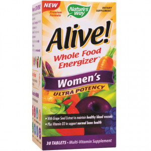Alive Women's Ultra - 30 cpr