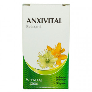 Anxivital Relaxant - 50 cps