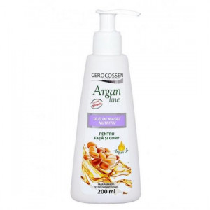 Argan Line Ulei de masaj nutritiv - 200 ml