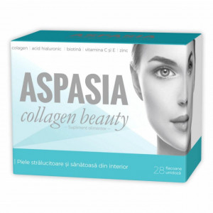 Aspasia Collagen Beauty - 28 flacoane