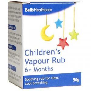 Baby Gel Respiri Usor 6+ Luni - 50 g