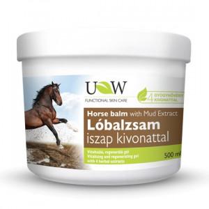 Balsam Puterea Calului cu Namol - 500 ml Herbavit