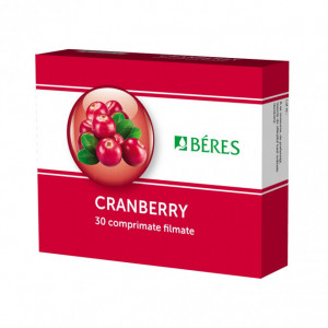 Beres Cranberry - 30 cpr