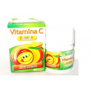 Beres Vitamina C Junior - 30 cpr masticabile