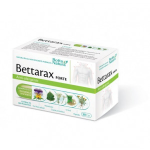 Bettarax Forte - 30 cps