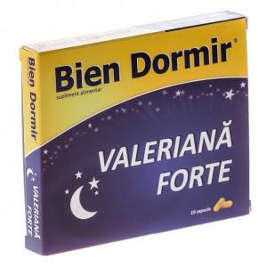 Bien Dormir + Valeriana Forte 10 cps