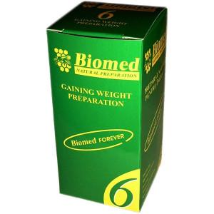 Biomed 6 - pentru ingrasat - 100 ml