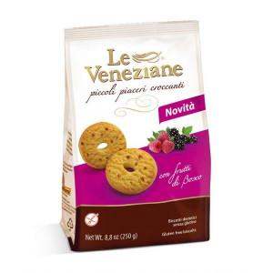 Biscuiti cu fructe de padure - 250g - Le Veneziane