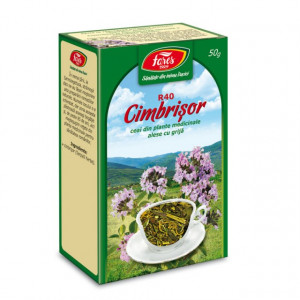 Ceai Cimbrisor - Iarba R40 - 50 gr Fares