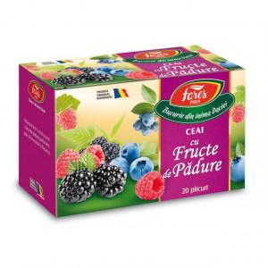 Ceai cu fructe de padure - 20 dz Fares