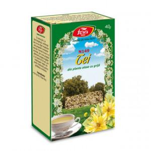 Ceai Tei - Flori N149 - 40 gr Fares