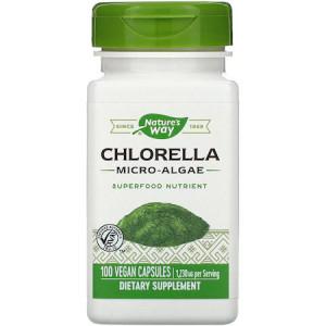 Chlorella Micro-Alge 410 mg - 100 cps