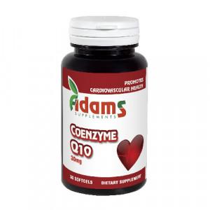 Coenzima Q10 30 mg - 30 cps Adams Vision