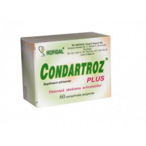 Condartroz Plus 60 compr. Hofigal