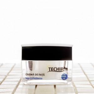 Crema de fata regeneratoare de noapte - 50 g - Techir