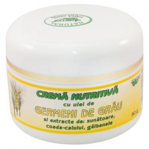 Crema nutritiva cu germeni de grau - 50 g