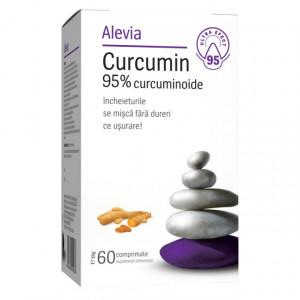 Curcumin - 60 cpr
