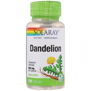 Dandelion 520 mg - 100 cps