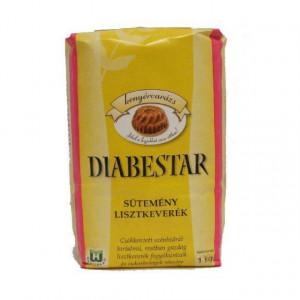 Diabestar Mix prajituri diabetic - 1 kg