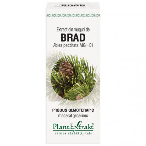 Extract din muguri de brad 50 ml (ABIES PECT)
