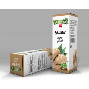 Extract Gliceric Ghimbir - 50 ml