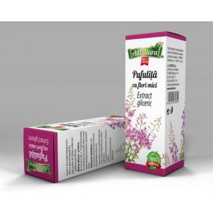 Extract Gliceric Pufulita cu Flori Mici - 50 ml