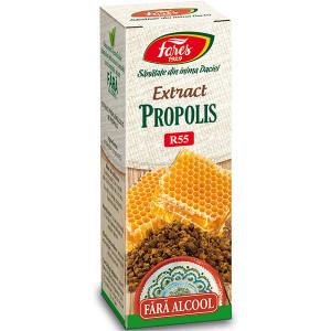 Extract propilenglicolic de Propolis, R55 - 20 ml