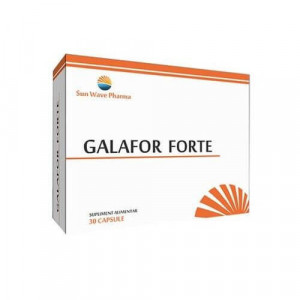 Galafor Forte - 30 cps